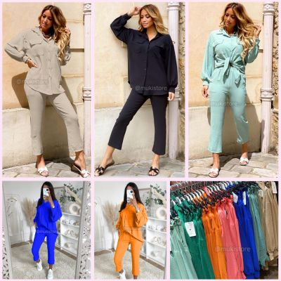 Musthave 2pcs Set Buttons Pockets