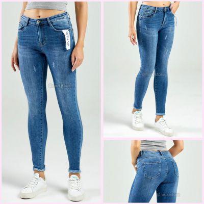 Premium Quality Stretch Push Up Distressed Jeans 77730