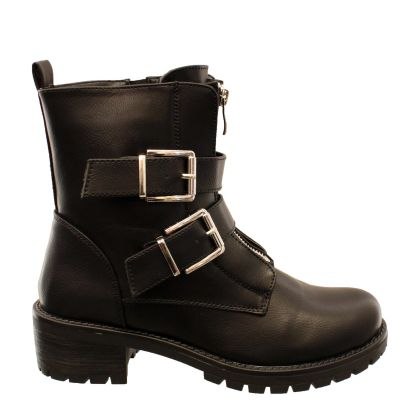 Two Gesp MidZip Boots Musthave A271