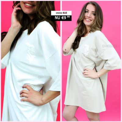 YSpistoL Oversized Dress