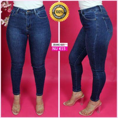 Premium Quality All Clean Stretch Jeans 95042