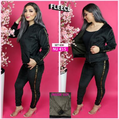 Fleece Joggingset Dance Impress 295