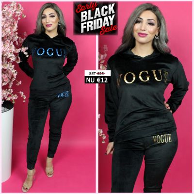 Velvet Set Vogue 280 BG