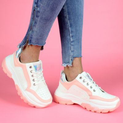 Beauty D2 Sneaker Big Sole SL07 PINK