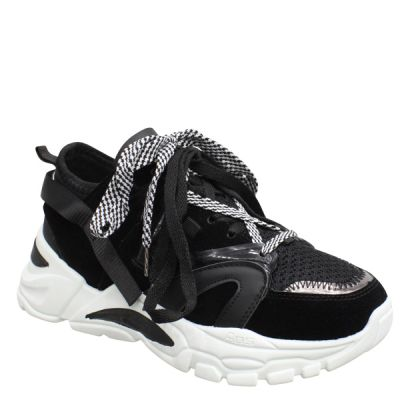 Black Musthave Boss Sneakers LL1757