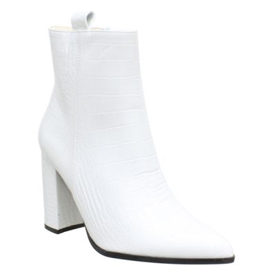 White Betty Heels A225C