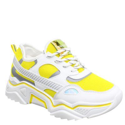 Fashion Sneaker MEB 206 YELLOW