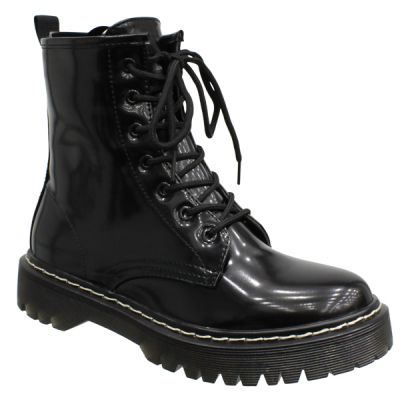 DR MIRROR COMFORT BOOTS PERFECT SOLE A507T