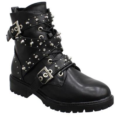 Zara Diamonds Boot 88156
