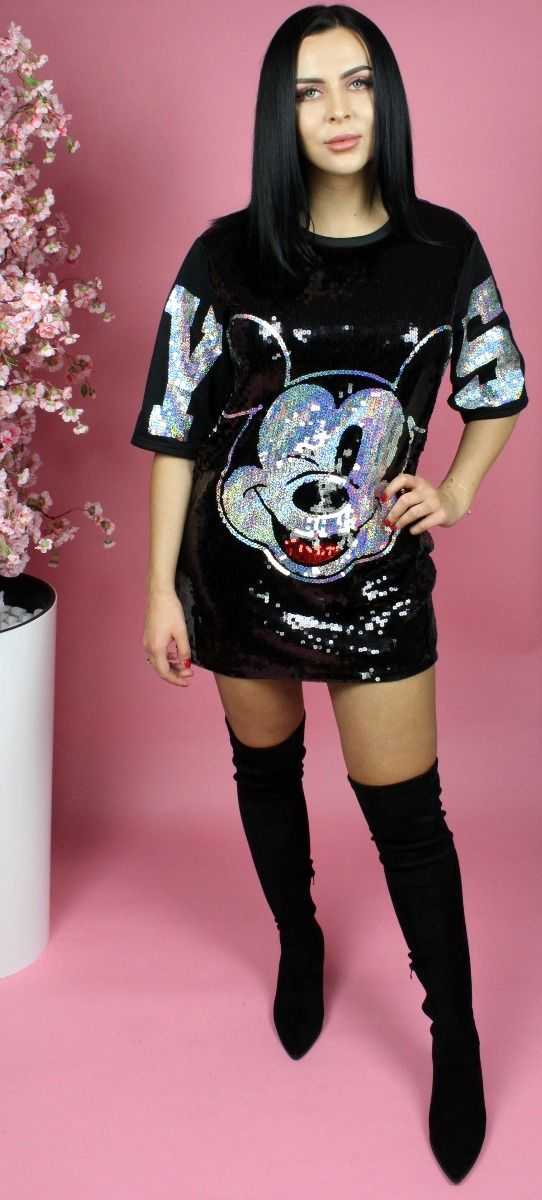 Mickey T-Shirt Dress