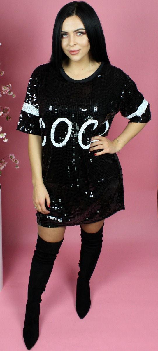 Coco T-Shirt Dress