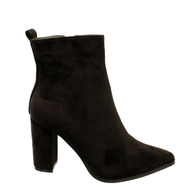 Suede Betty Heels Musthave