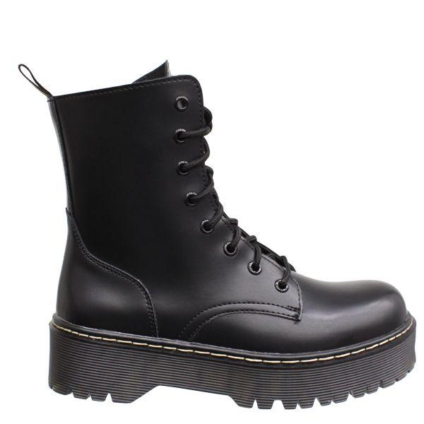 Dr Matte High Sole Boots -112