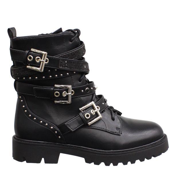 Zara Boots Glitter Gesps A645