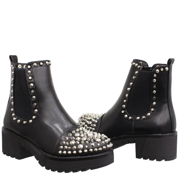 Silver Studs LBTN Musthave