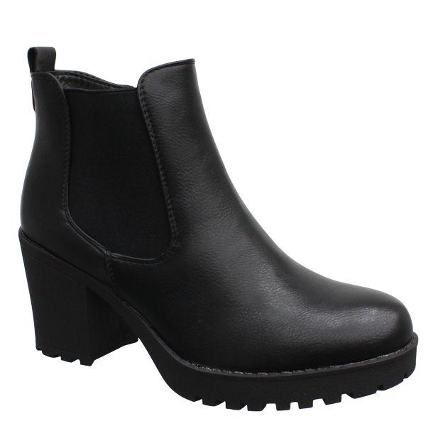 Chelsea Heels Boots XT06