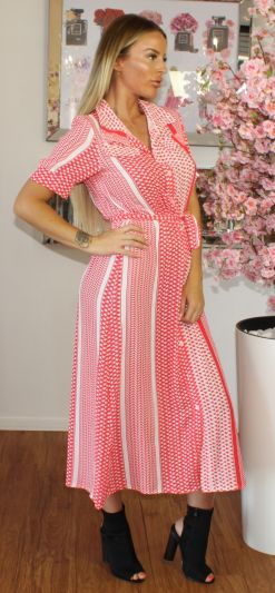 Small Aztec Maxi Dress