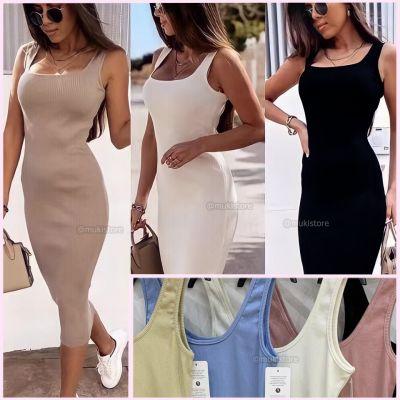 Ribbed Perfect Dress